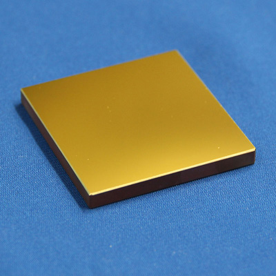 Gold coated mirrors