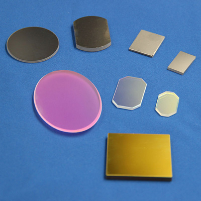 Au coated mirrors