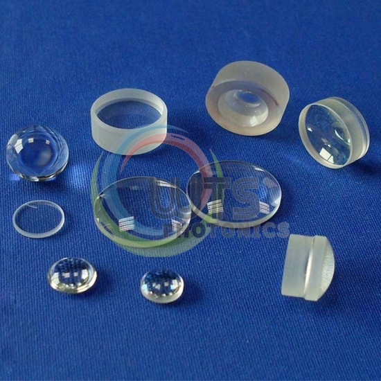 Optical meniscus lenses